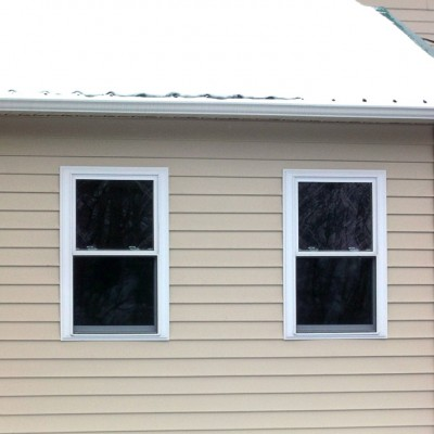 Hamilton - Double Hung Windows - New Construction