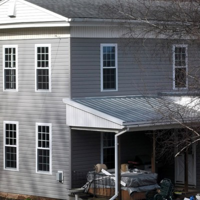 Munnsville New Construction Double Hung Windows
