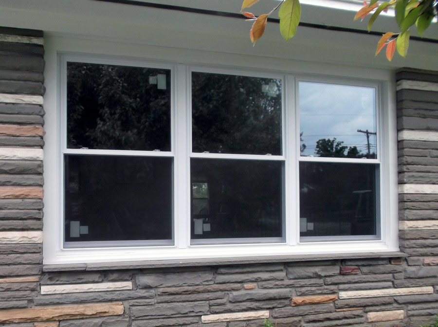 New Vinyl Windows Advanced Window Systems Belmont 591